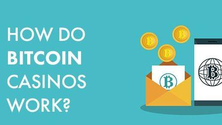 How Do Bitcoin Casinos Work?